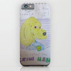 Bootleg Series: Crime Man Slim Case iPhone 6s