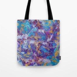 Rainbow dance Tote Bag