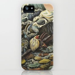 Birth of a Reoccurring Nightmare iPhone Case