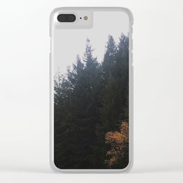 bright side Clear iPhone Case