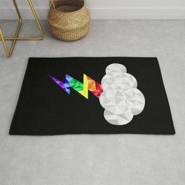 Pride Storm Cloud Rug