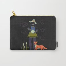 Witch Series: Crystal Ball Carry-All Pouch
