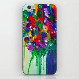 Wildflowers - Cheerful - Botanical iPhone Skin