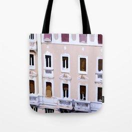 Rooms Vacant Tote Bag