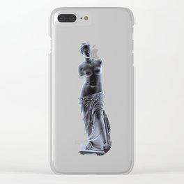 Venus de Milo Clear iPhone Case