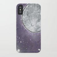 lunar iPhone & iPod Cases featuring Lunar by Cody Fisher
