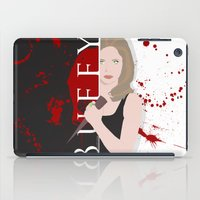 buffy iPad Cases featuring Buffy, the vampire slayer by Rose's Creation