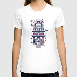 Castle in the Sky 01 T-shirt