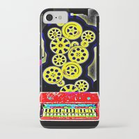 piano iPhone & iPod Cases featuring Piano by Silvio Ledbetter