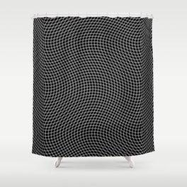 Lines 29J Shower Curtain