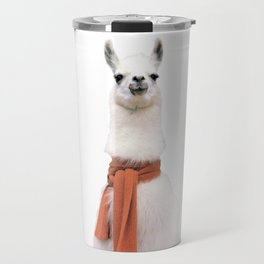 Lama Art Print Travel Mug