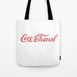 coco cola Tote Bag