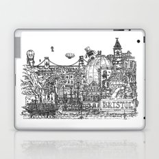 Busy City – Bristol, UK Laptop & iPad Skin