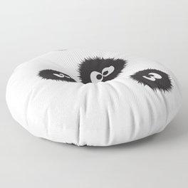Susuwatari Floor Pillow