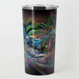 Flora Swirl Travel Mug