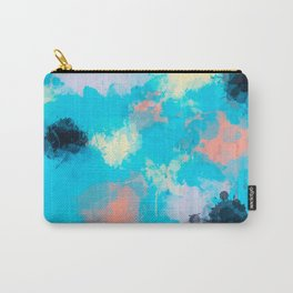 Abstract Paint splatter design Carry-All Pouch