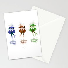 CAN CAN GIRLS Stationery Cards