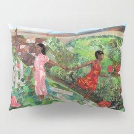 My Rose of the World Pillow Sham