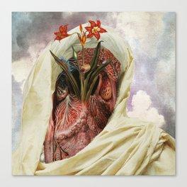 Tuareg Canvas Print