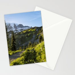 A Hike to Remember Stationery Cards