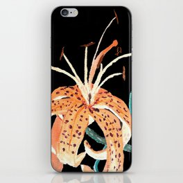 Tiger Lily... iPhone Skin