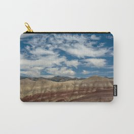Colorful Painted Hills of Oregon Carry-All Pouch