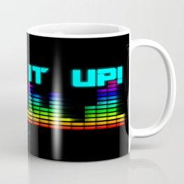 Turn It Up! Coffee Mug