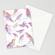 If you're a bird, I'm a bird. Stationery Cards