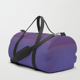 Majestic Royal Purple Hues Duffle Bag