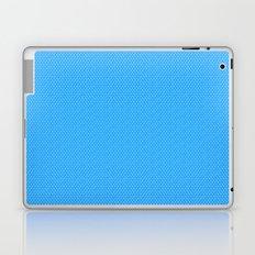 Picnic Pals mini dot in blueberry Laptop & iPad Skin