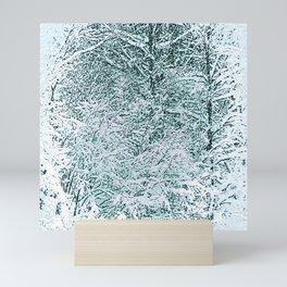 Winter Storm Mini Art Print