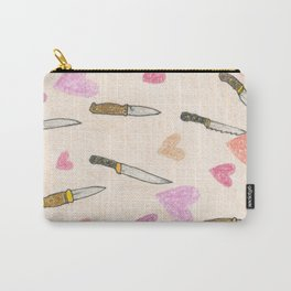 cute knifes Carry-All Pouch