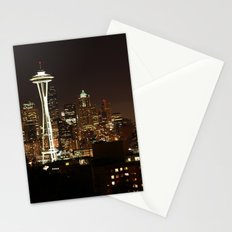 Simply Seattle Stationery Cards