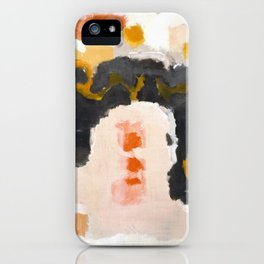 Mark Rothko - Untitled - 1947 Artwork iPhone Case
