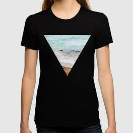 Tidal Turquoise T-shirt