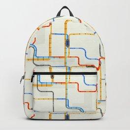 Subway Backpack