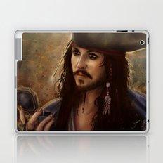 Captain Jack Laptop & iPad Skin