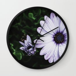 Damn Daisy Wall Clock