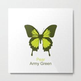 Ulysses Butterfly 11 Metal Print