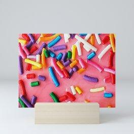Sugary Sprinkles Mini Art Print