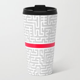 CROSS THE MAZE Travel Mug