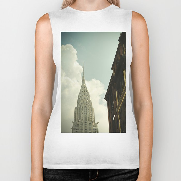 The city of the fighting styles Biker Tank
