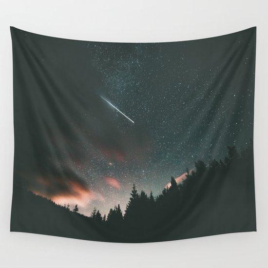 Stars II Wall Tapestry