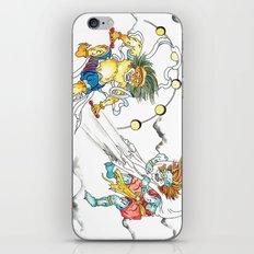 Fujin Raijin iPhone & iPod Skin