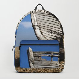 Beached Boat Backpack