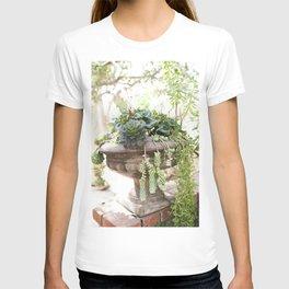Overflowing Succulents T-shirt