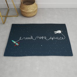 I need more space Rug