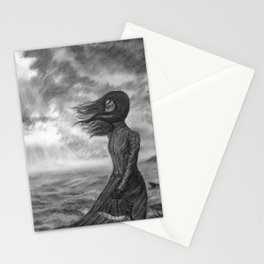 The Lighthouse Keeper's Daughter Stationery Cards