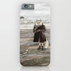 Fox in Sand Dunes iPhone 6s Slim Case