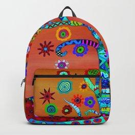 MHURI TREE OF LIFE Backpack